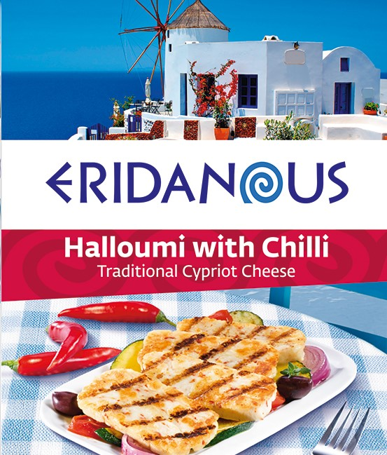 Halloumi With Chilli Recipes — Dishmaps