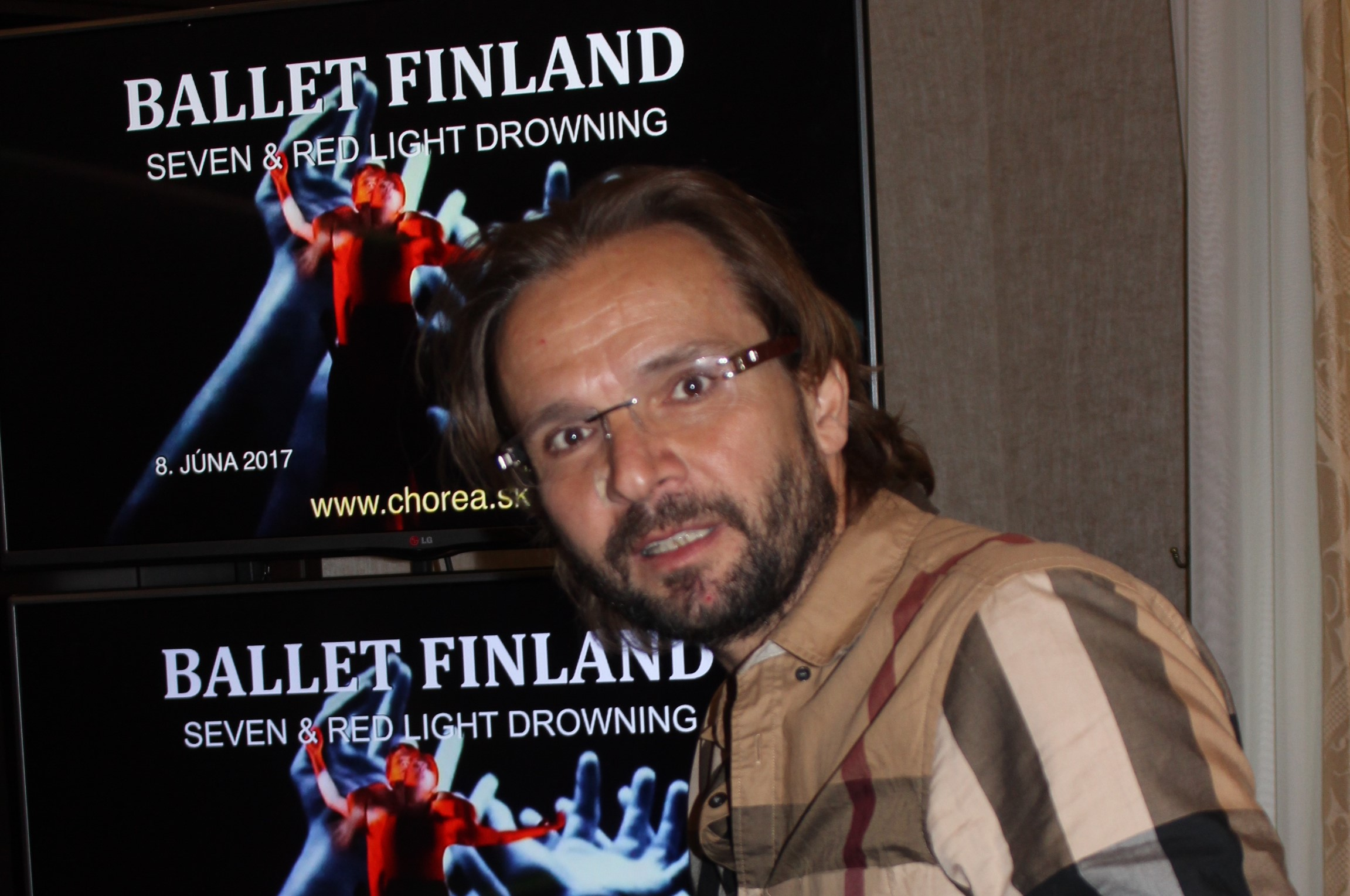 dd5233590 Ján Ďurovčík prináša do Bratislavy festival tanca - Magazín len pre ženy