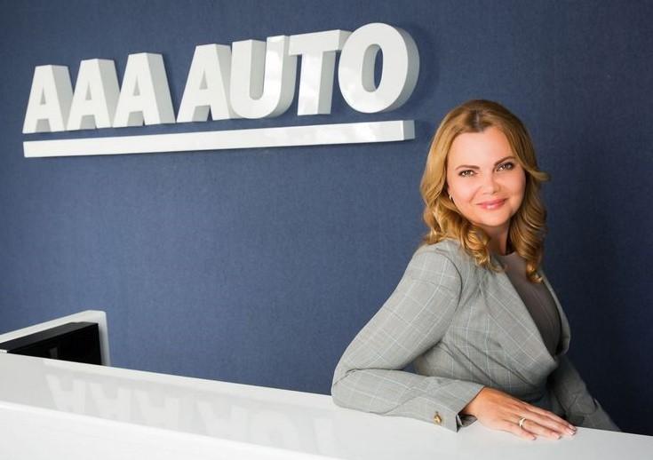 Karolína Topolová - generálna riaditeľka AAA Auto