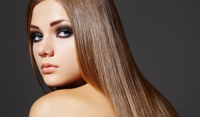Namixujte si smooty pre žiarivé vlasy