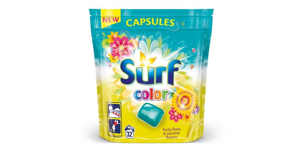 Prací prípravok Surf Fruity Fiesta