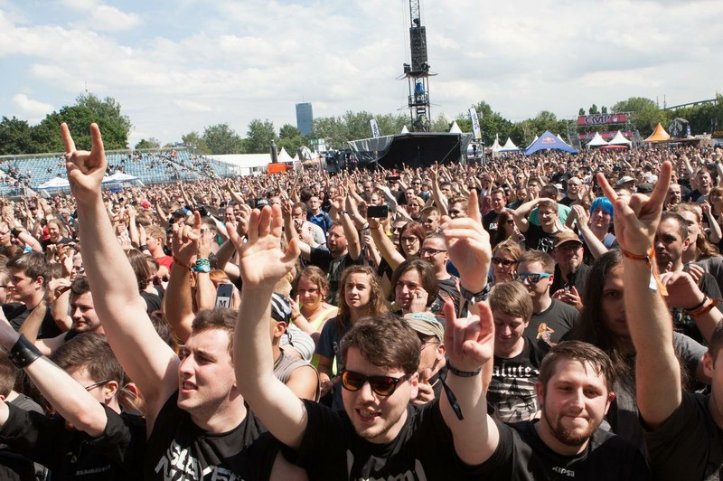 Festival Rock in Vienna