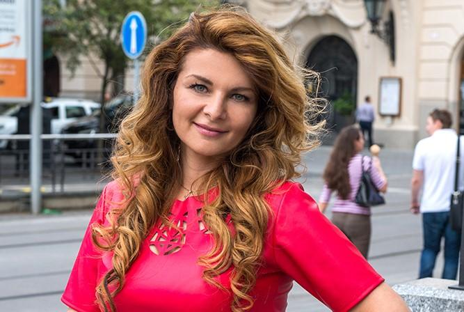 Gitana – Adriana Dráfiová