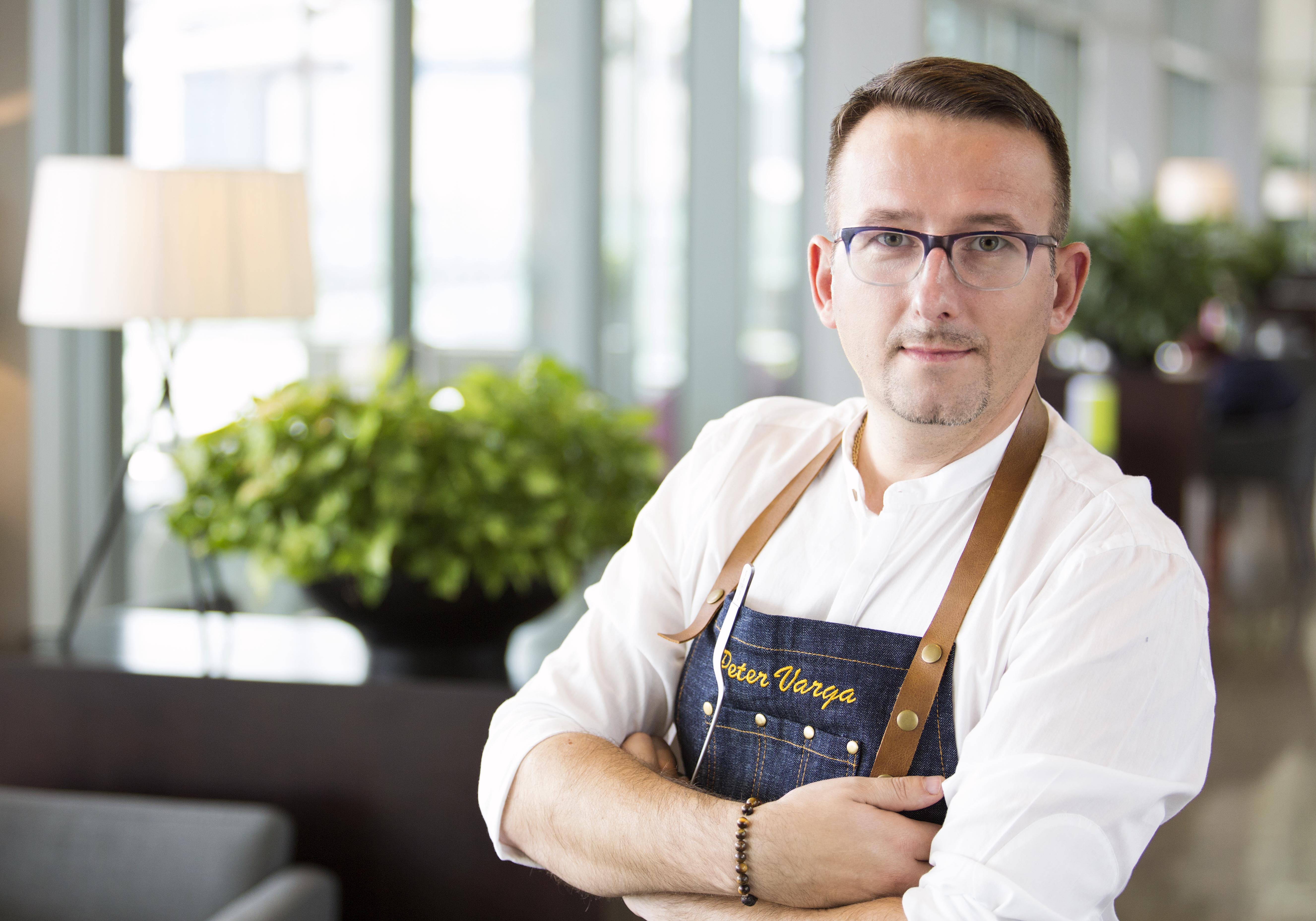 Peter Varga, šéfkuchár z Dublinu