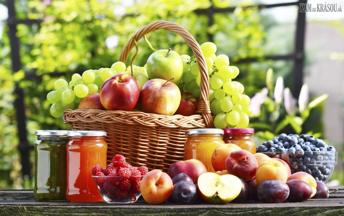 uchovajte plody tak, aby ostali čo najdlhšie zdravé
