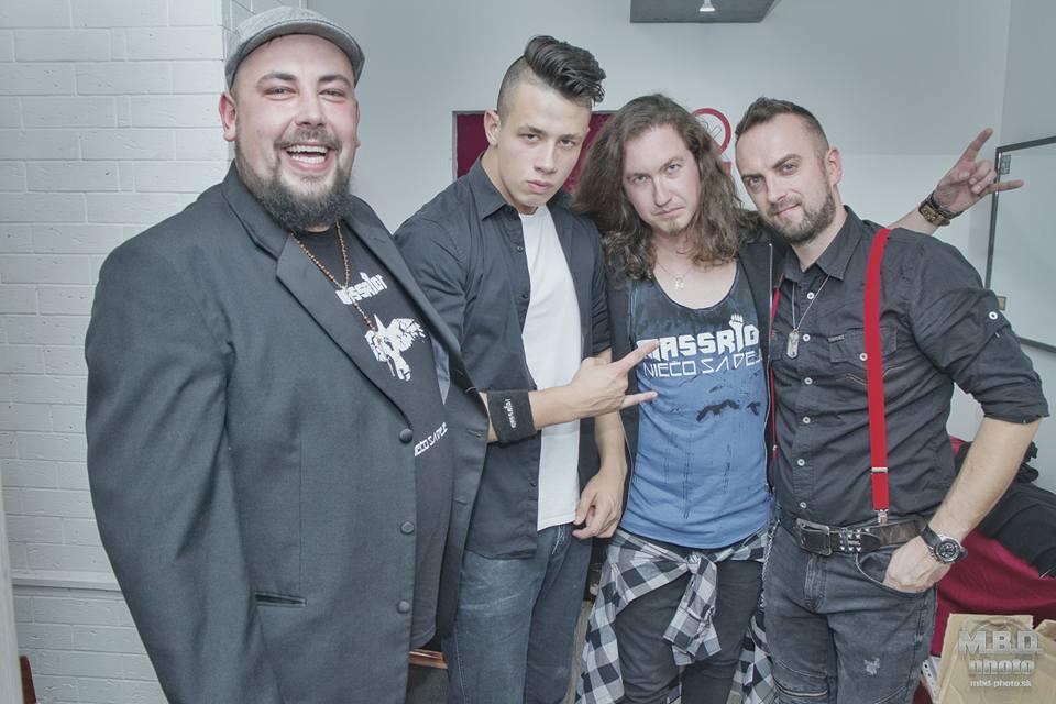 Robo Šimko a Massriot pokrstili štvrté CD