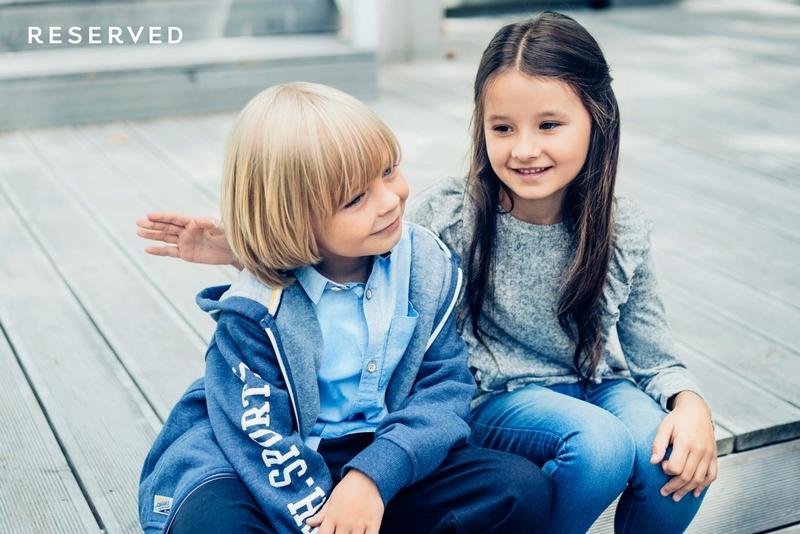 Reserved detská móda