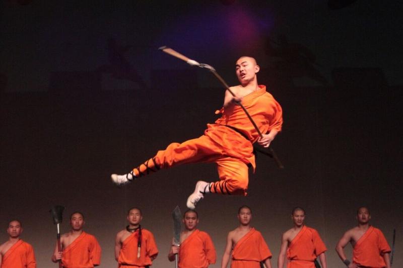 Mnísi šaolinského Kung Fu