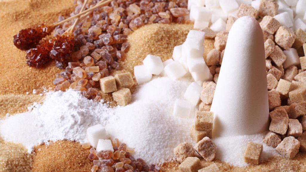 konzumácia cukru