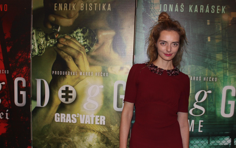 Olivia Csiky Trnka: Ako herečka som každý deň niekto iný