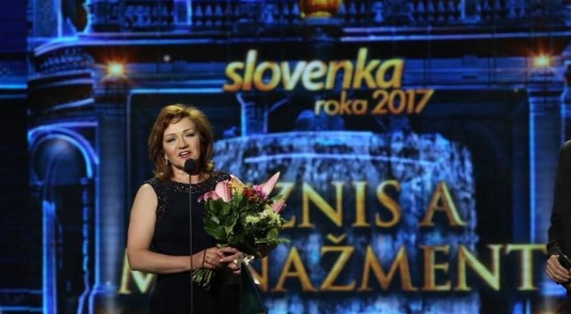 Ples v opere 2018: Úspešná vinárka Mária Maciková