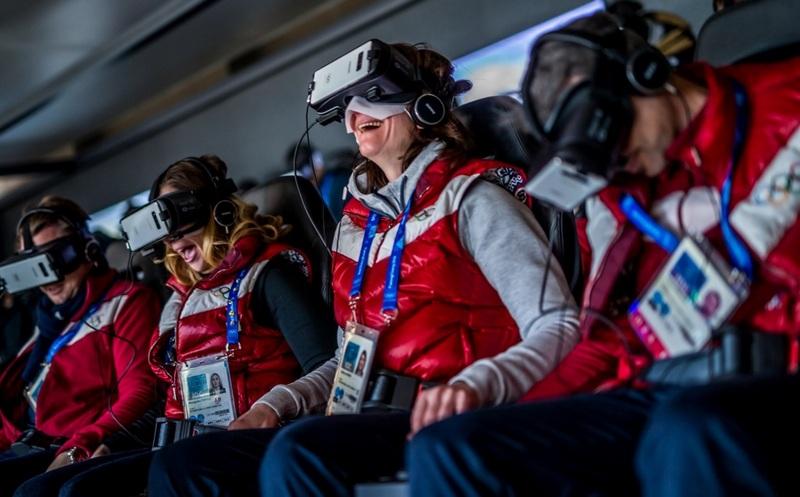Samsung bol vďaka svojim špičkovým technológiám hybnou silou inovačných snáh aj na Zimných olympijských hrách 2018 v Pchjongčchangu