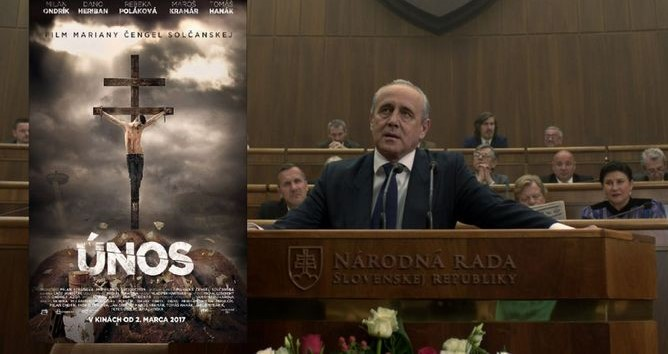 Úspešné slovenské filmy 2017