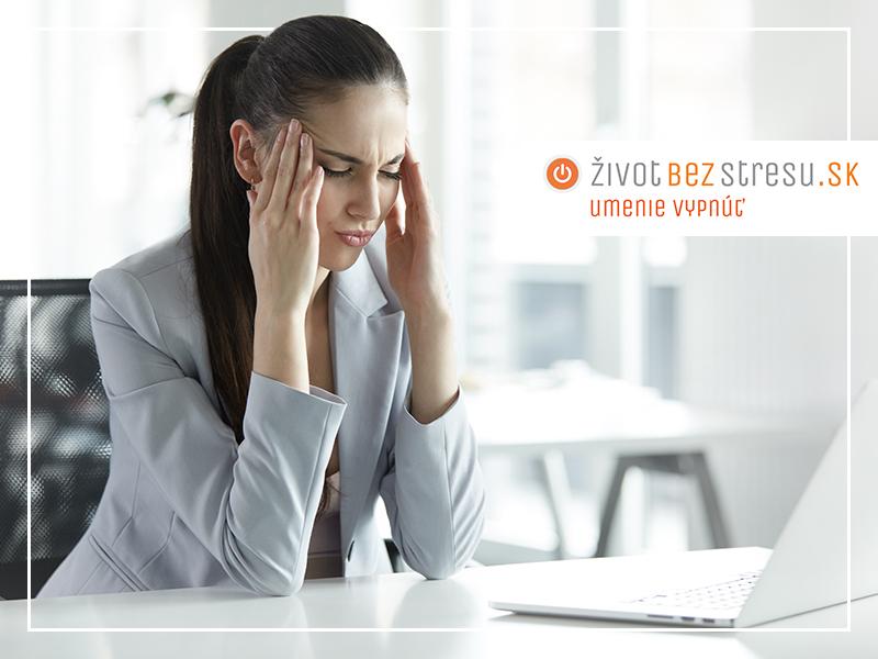 7a159162b684 5 bojovníkov proti stresu - Magazín len pre ženy