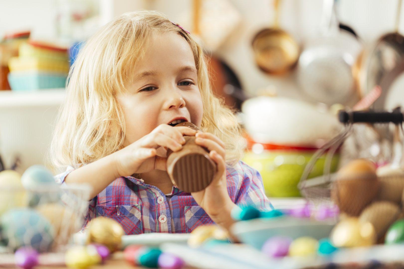 Deti a sladkosti