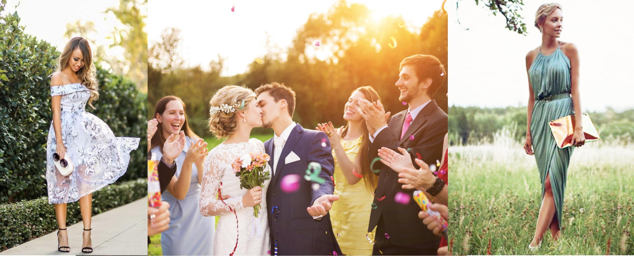 Letná svadba...čo na seba?