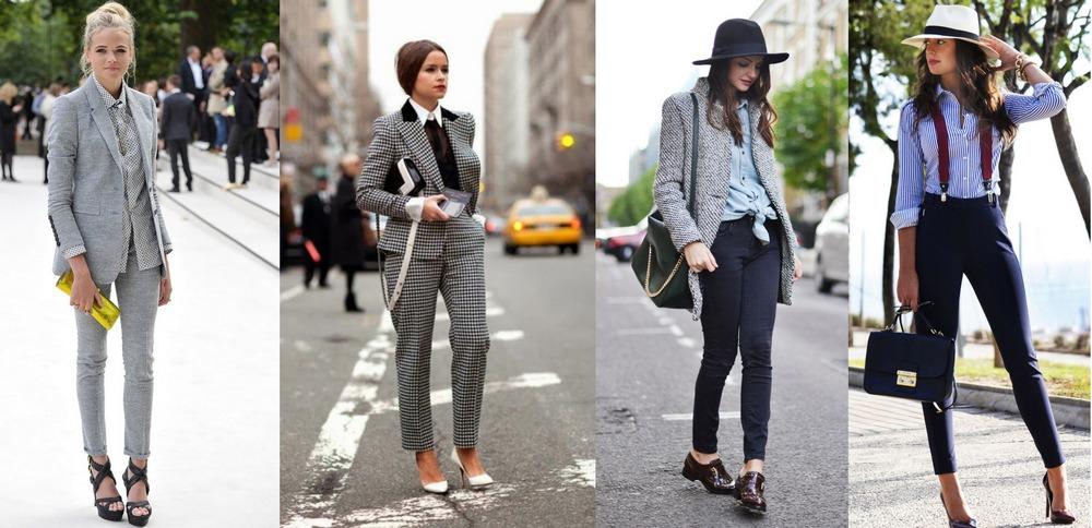 db4b7fe70 Dandy štýl: móda inšpirovaná mužskou eleganciou - Magazín len pre ženy
