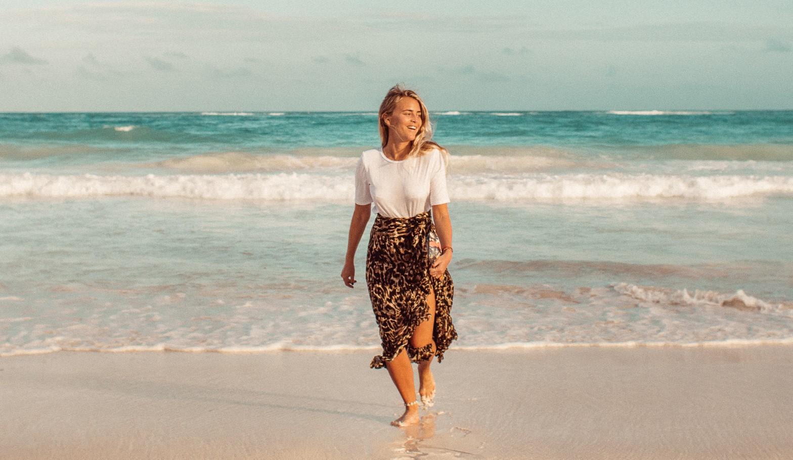Do tropického raja s Janni Delér