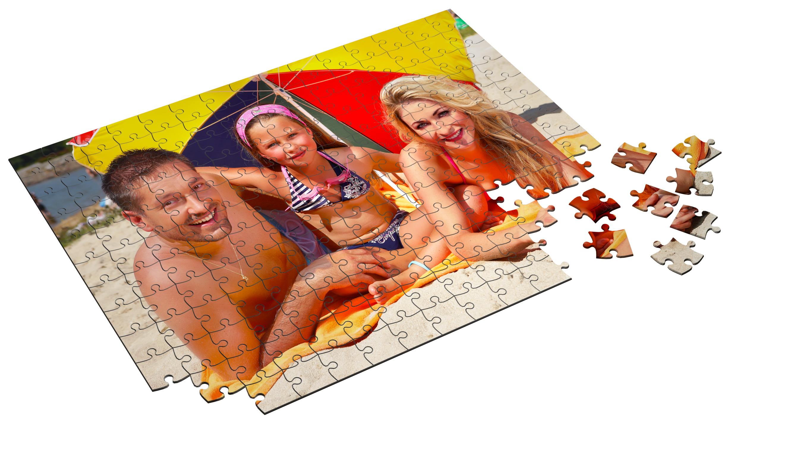 Darujte puzzle od Happy Foto