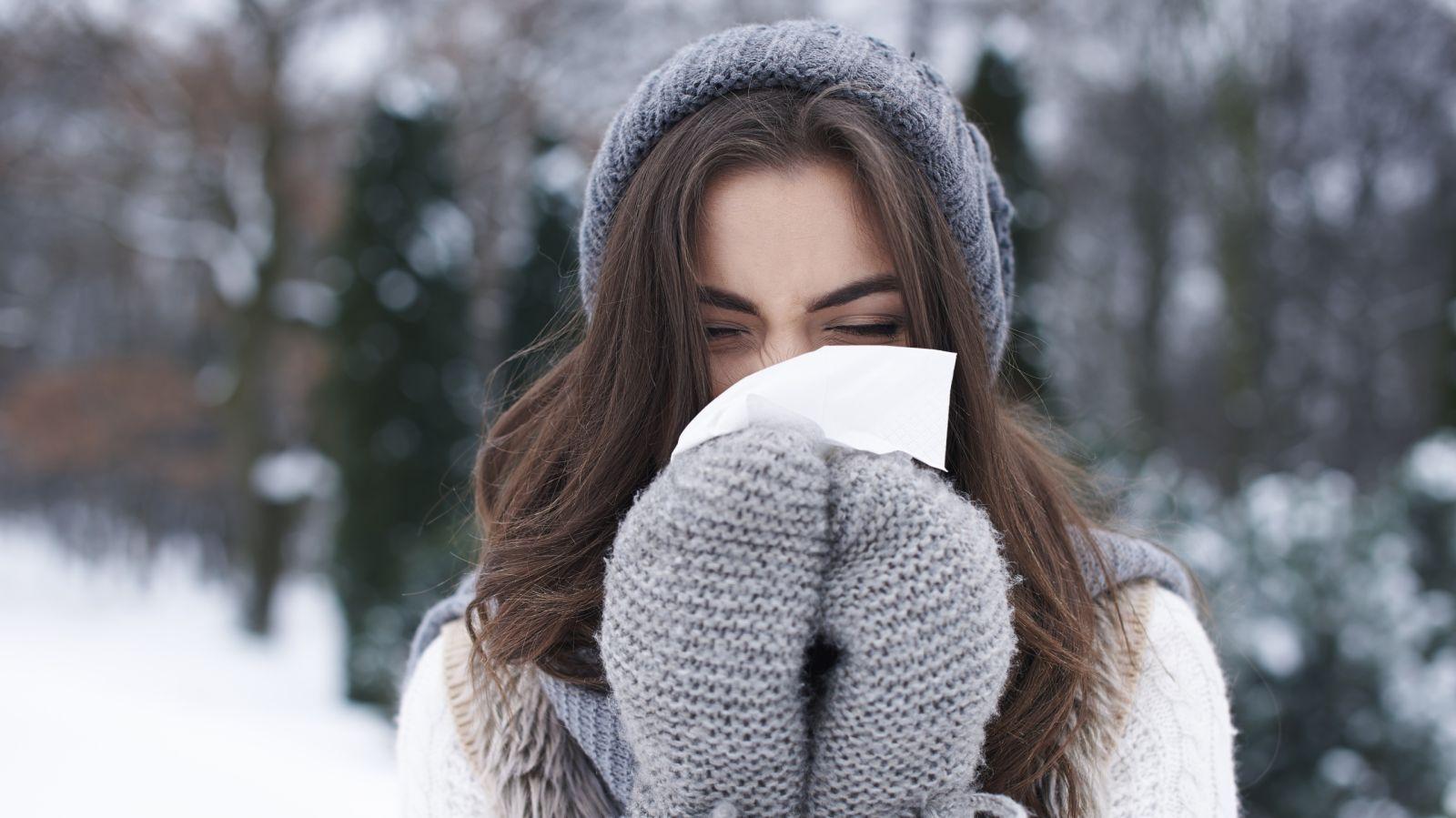 zimné depky