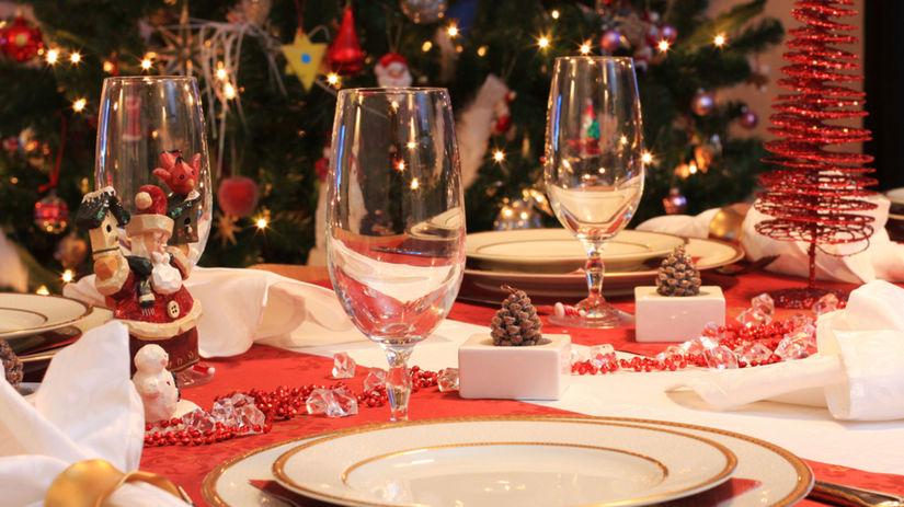 Alkohol a Vianoce