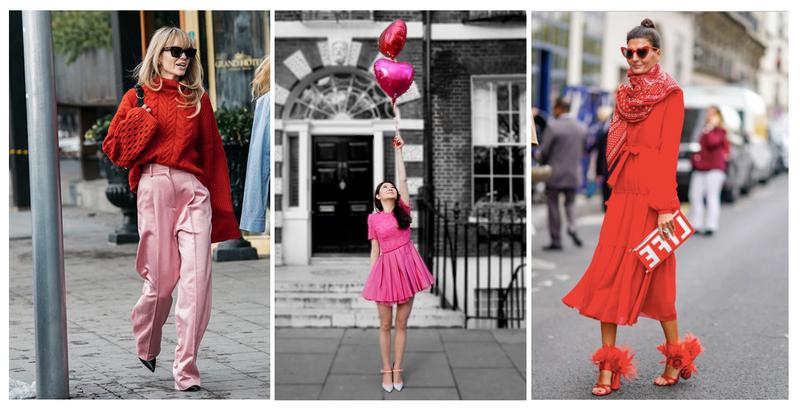 Valentínsky outfit