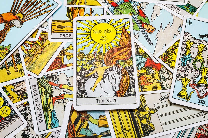 Predstavte si svoj život ako kartovú hru