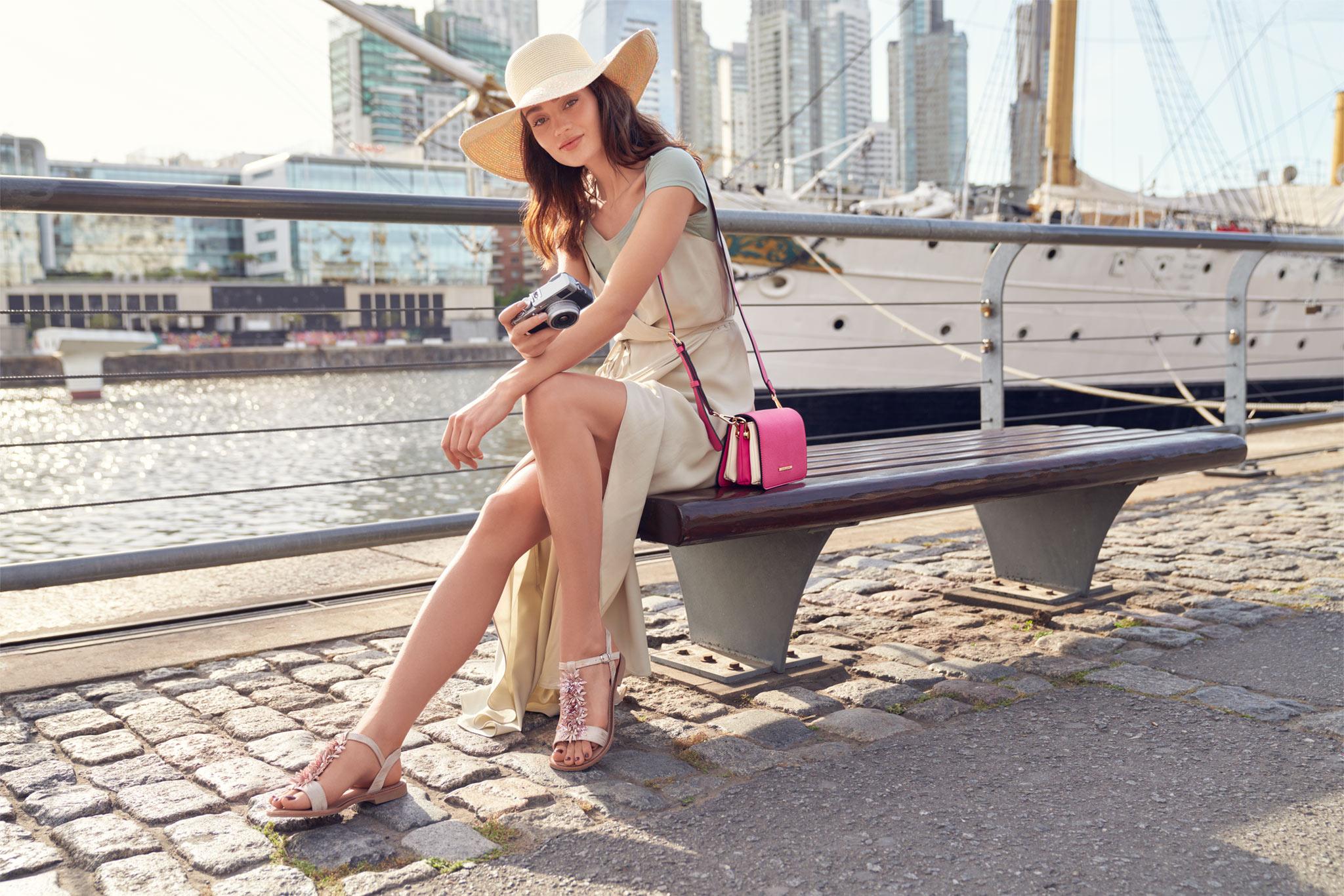 Vyberte si topánky ktoré sú variabilné a môžete ich nosiť po celý deň.