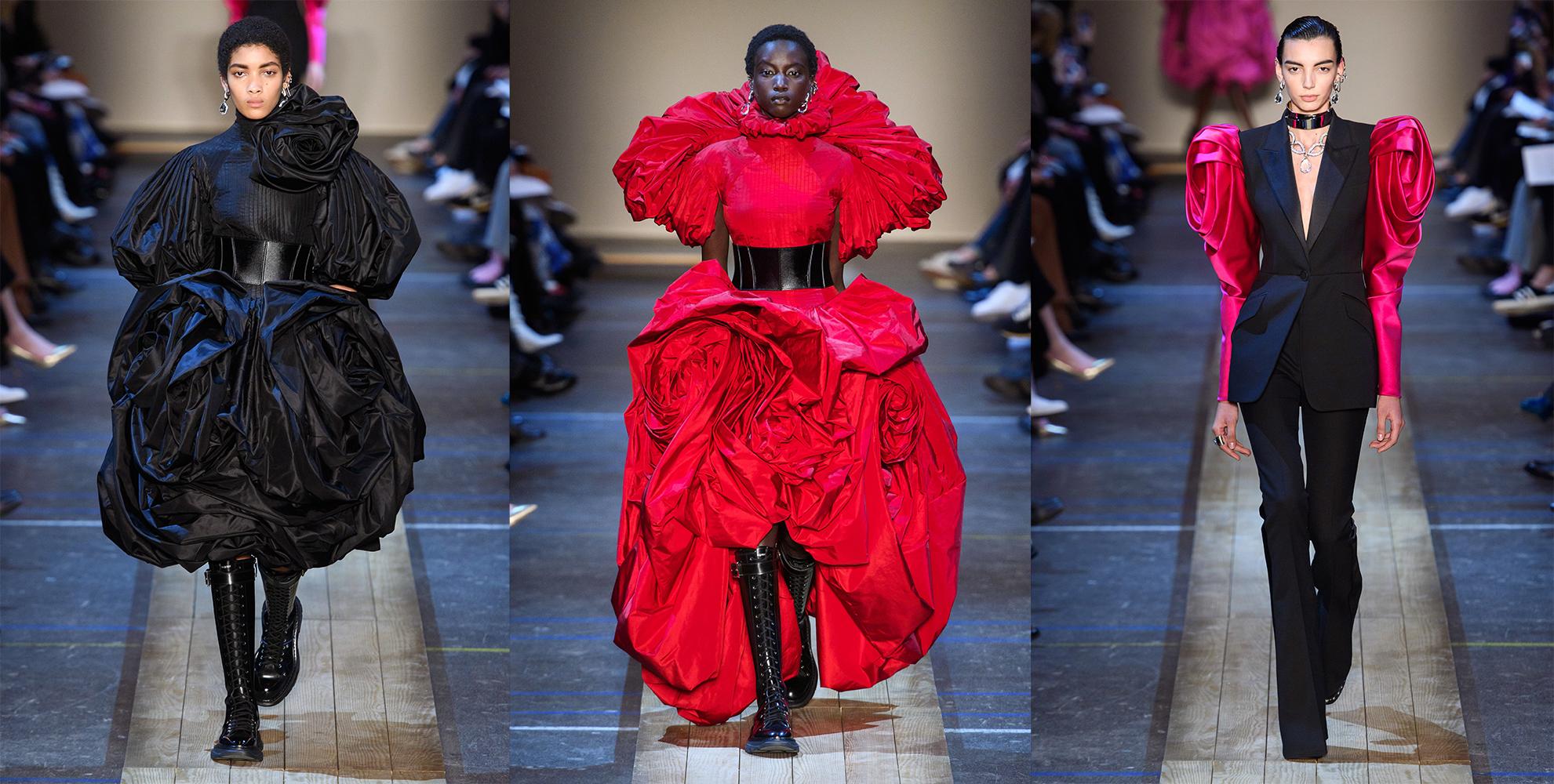 649408ef9 Alexander McQueen – muž, ktorý pomohol móde 21. storočia, majster drámy a  módny
