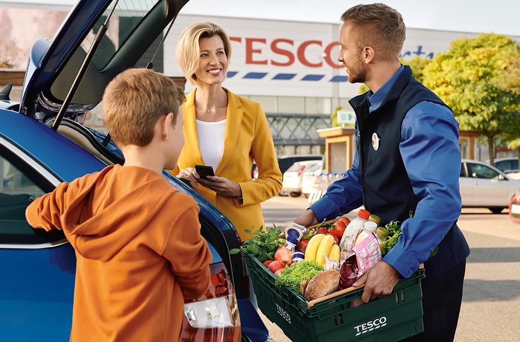 Obľúbené online nákupy spúšťa Tesco aj v Žiline